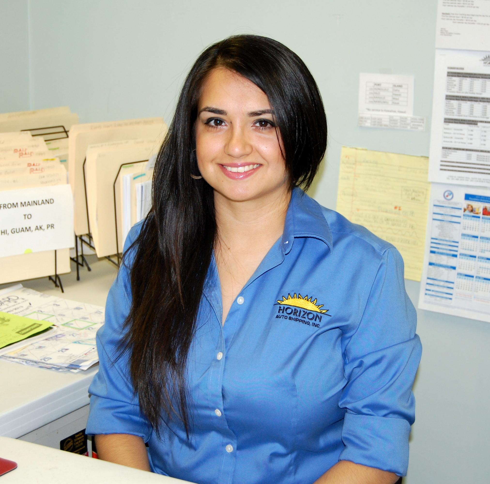Samantha Chapa Domestic Traffic Coordinator – Import Coordinator